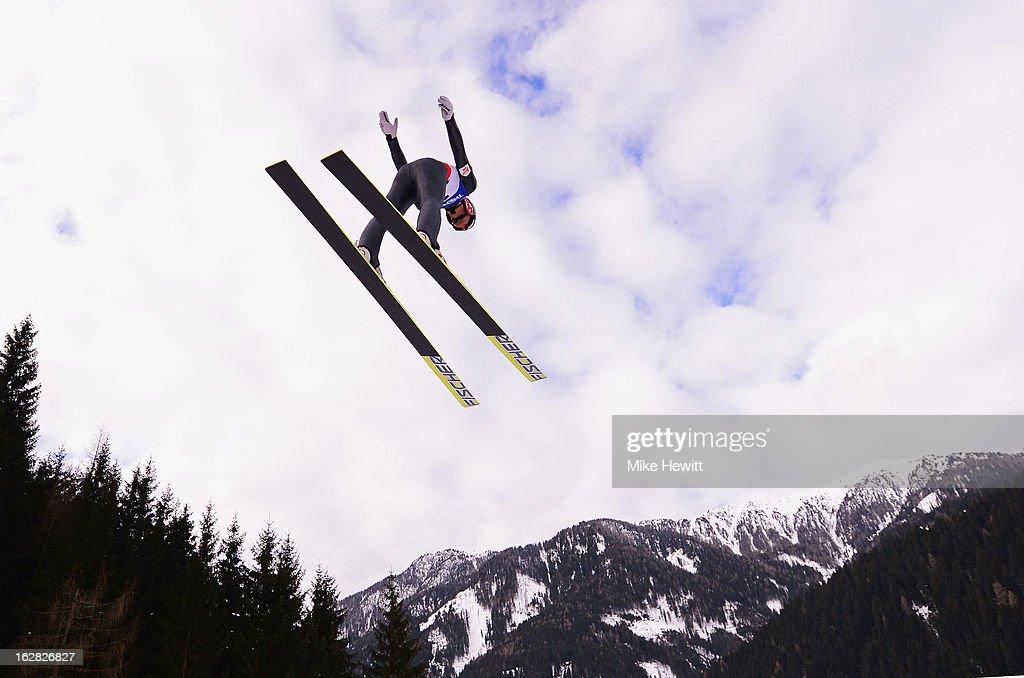 Men's Nordic Combined HS134/10km - FIS Nordic World Ski Championships
