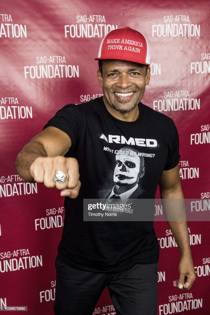 "SAG-AFTRA Foundation Conversations - Screening Of ""Armed"""