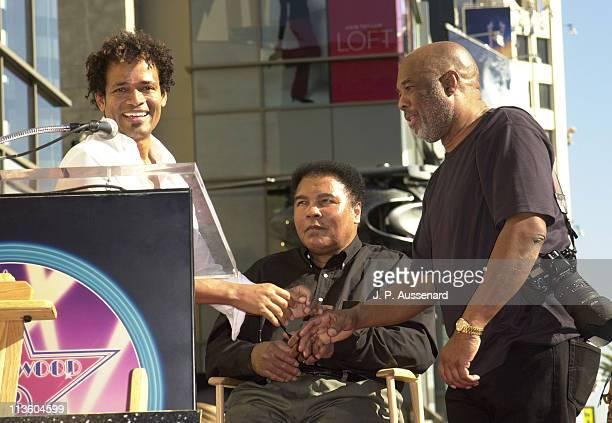 Mario Van Peebles Muhammad Ali longtime friend Howard Bingham