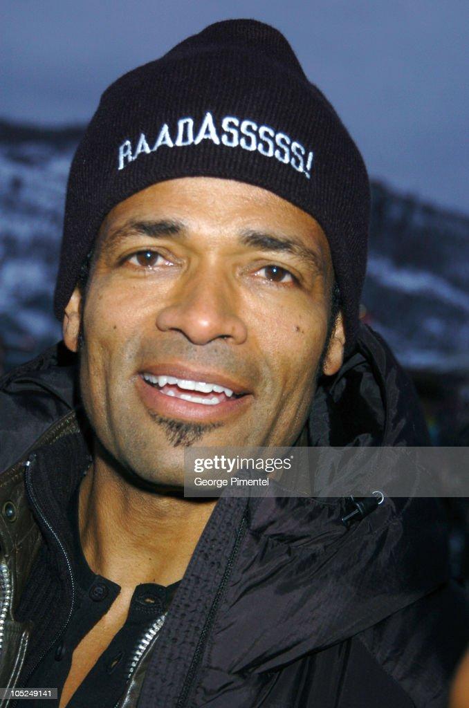 2004 Sundance Film Festival - 'Baadasssss!' Premiere : News Photo