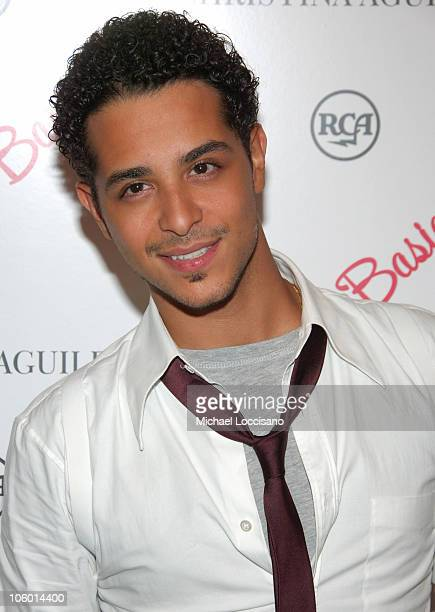 Mario Vazquez during Christina Aguilera's NYC Album Release Party August 15 2006 at Marquee in New York City New York United States