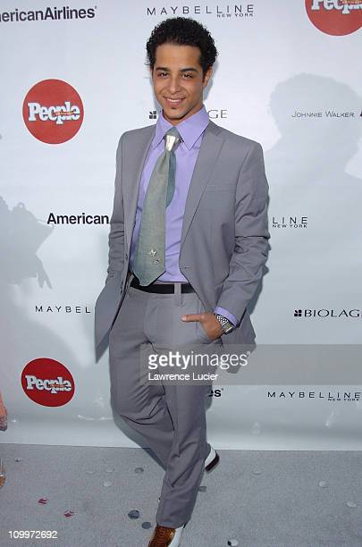 Mario Vazquez during People En Espanol's 4th Annual 50 Most Beautiful Gala Arrivals at Capitale in New York City New York United States