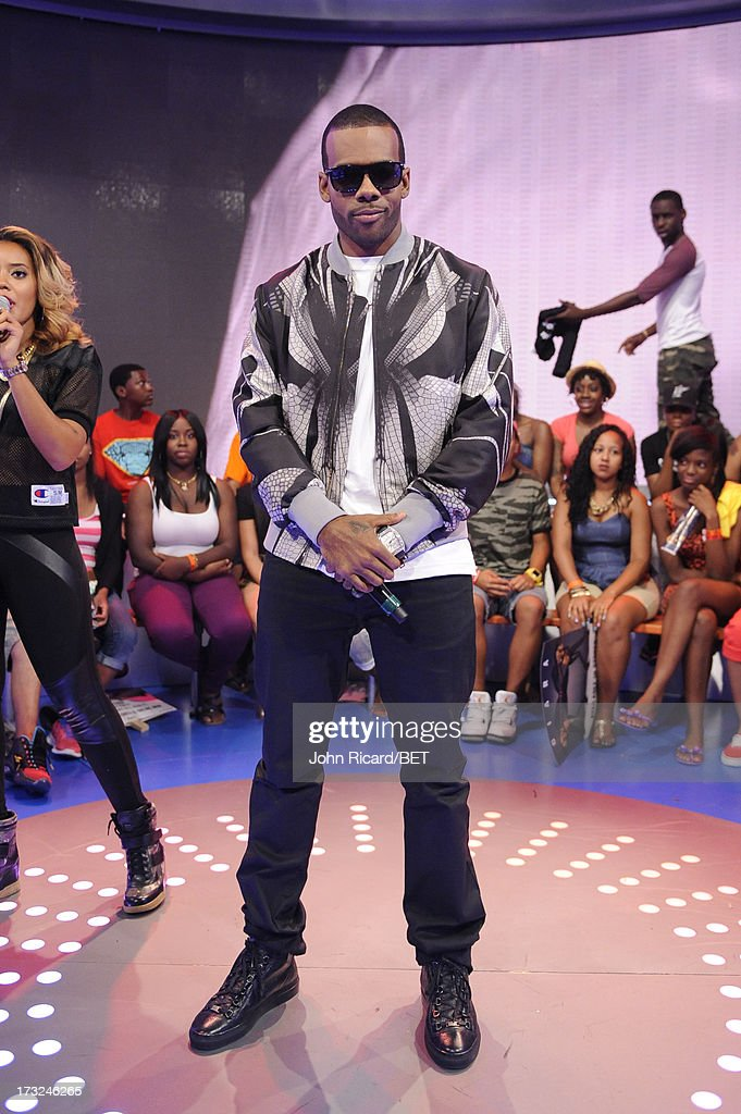Mario visits BET's 106 & Park at BET Studios on July 10, 2013 in New York City.