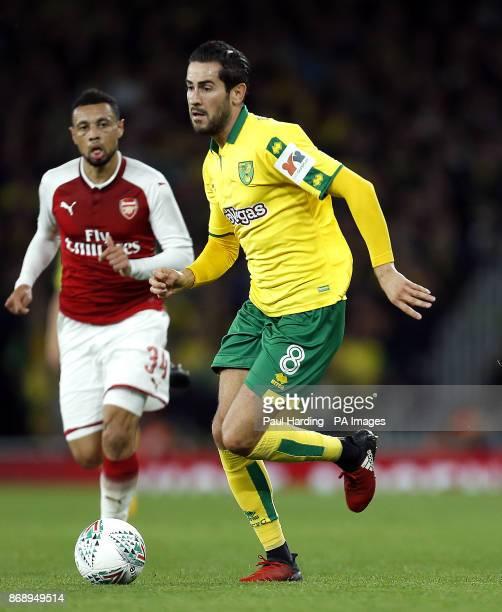 Mario Vrancic Norwich City