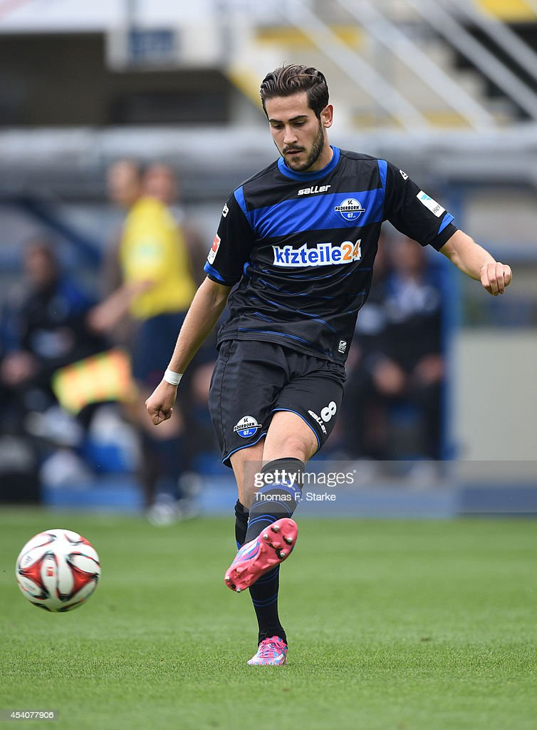 SC Paderborn 07 v 1. FSV Mainz 05 - Bundesliga : News Photo