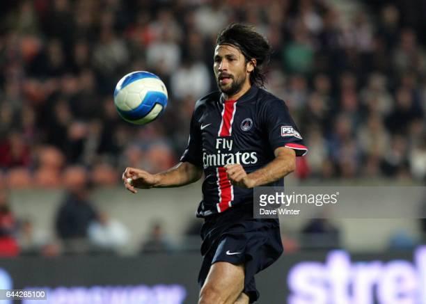 Mario YEPES PSG / Rennes 11eme Journee de Ligue 1 Photo Dave Winter / Icon Sport