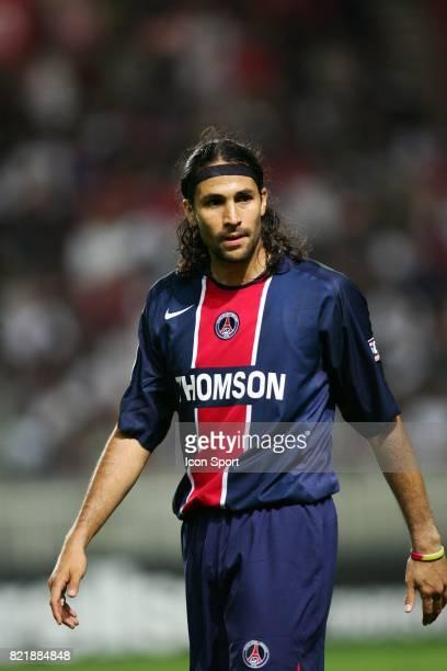 Mario YEPES PSG / Metz 1ere journee Ligue 1 Parc des Princes Football