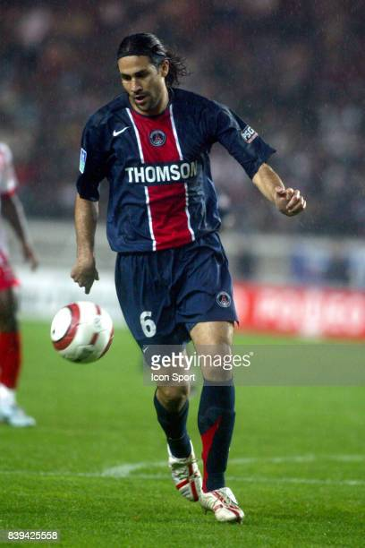 Mario YEPES PSG / Nancy 12eme Journee de Ligue1
