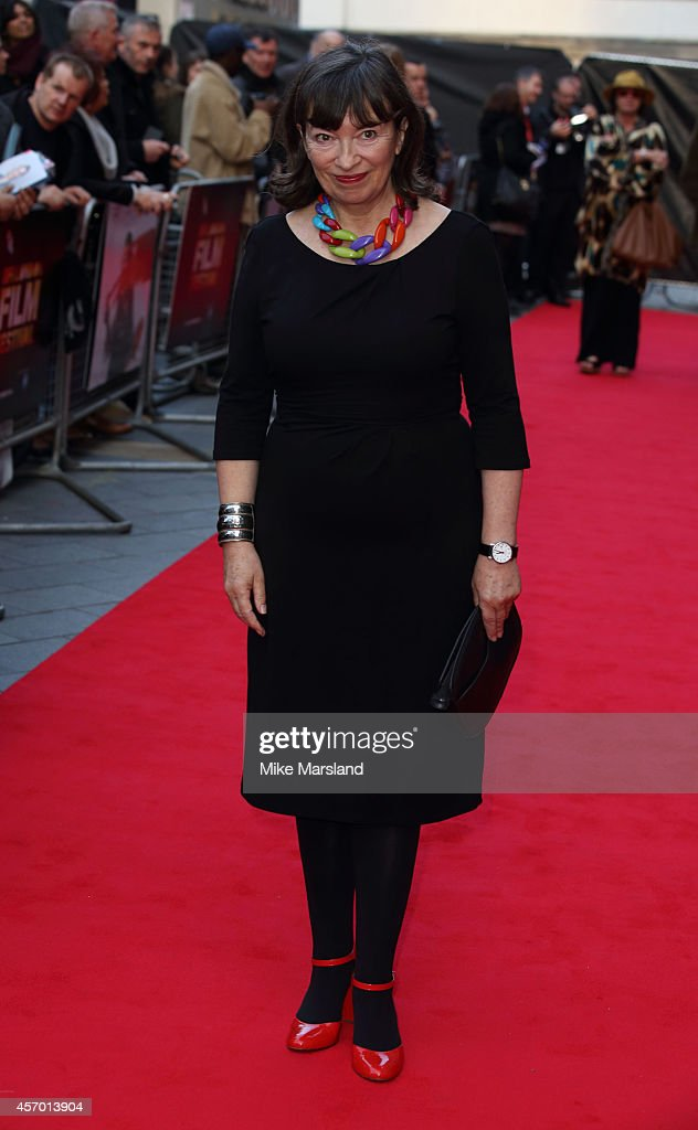 Marion Bailey attends a screening of 'Mr Turner' during the 58th BFI London Film Festival at Odeon West End on October 10, 2014 in London, England.