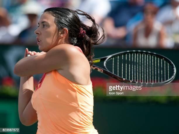 Marion Bartoli WTA Quart de finale du tournoi Indian Wells
