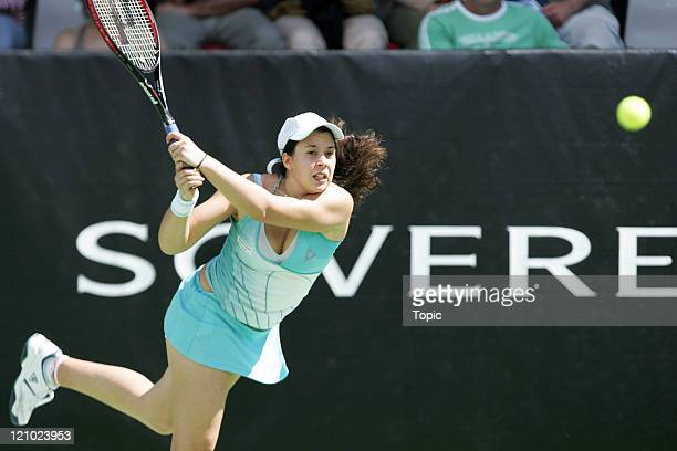 Marion Bartoli at the 2007 ASB Classic in Auckland New Zealand on January 1 2007