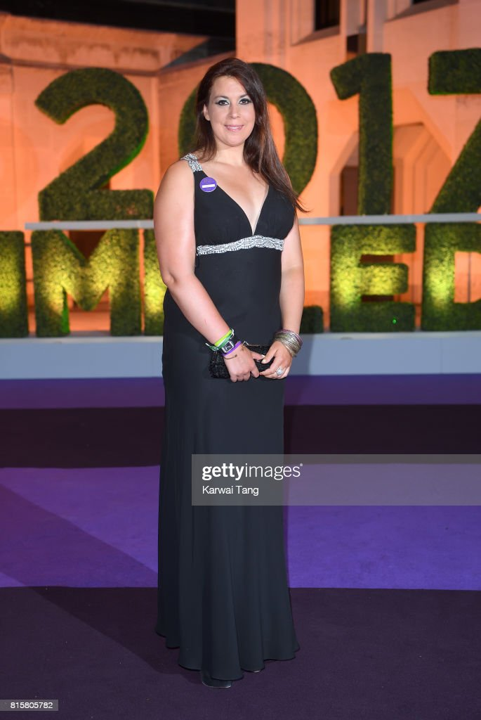 Marion Bartoli attends the Wimbledon Winners Dinner at The Guildhall on July 16, 2017 in London, England.