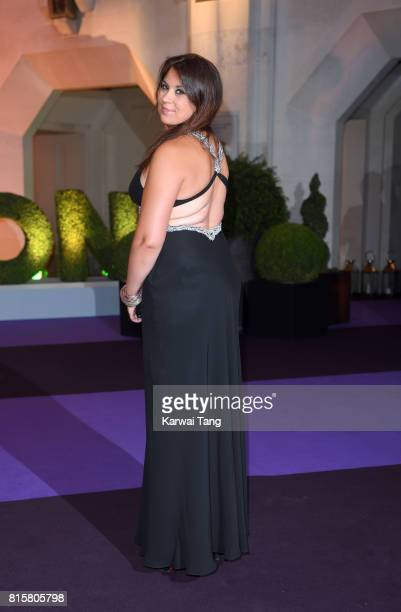 Marion Bartoli attends the Wimbledon Winners Dinner at The Guildhall on July 16 2017 in London England