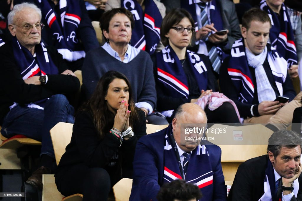 France v Belgium - Fed Cup : News Photo