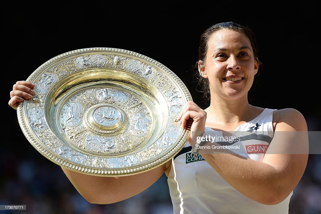 The Championships - Wimbledon 2013: Day Twelve : ニュース写真