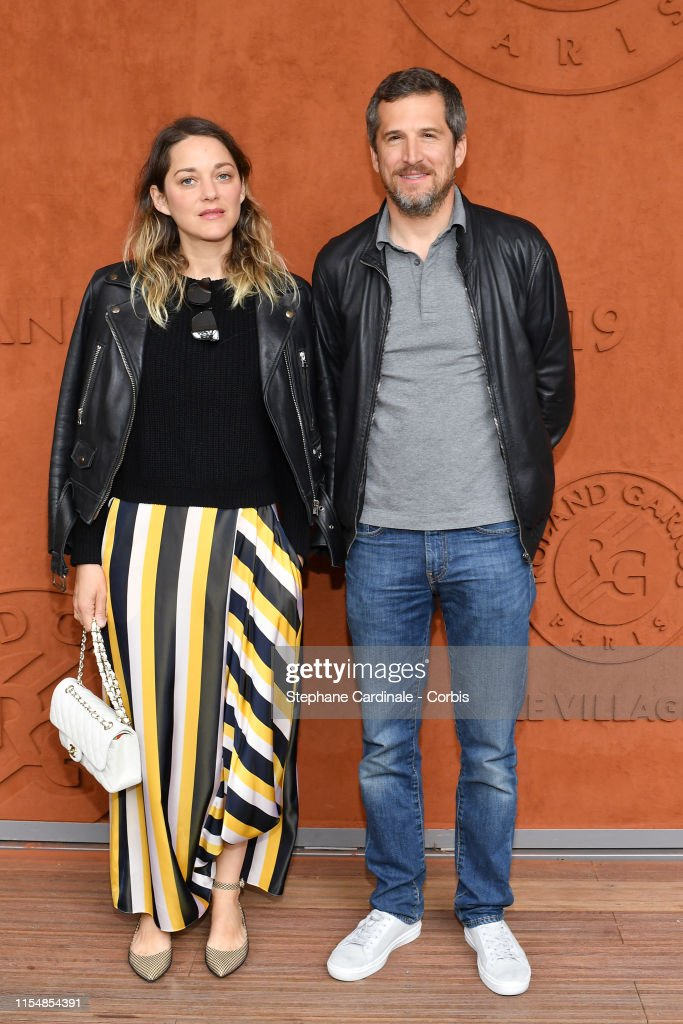 Marion Cotillard And Guillaume Canet Attends The 2019 French