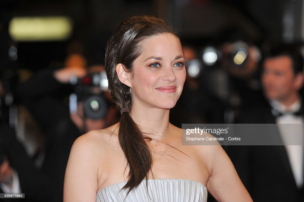 Marion Cotillard at the 'L'Homme Qu'On Aimait Trop' premiere during 67th Cannes Film Festival