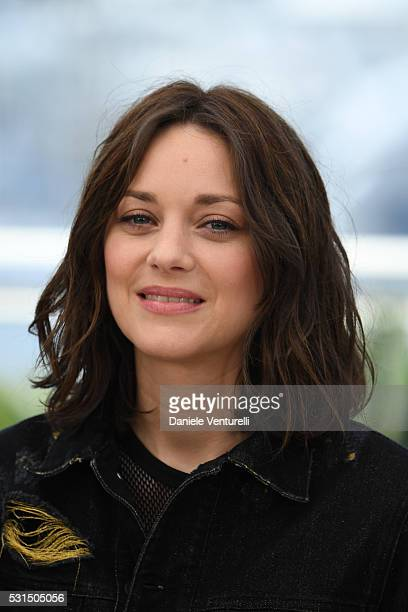 Marion Cotillard attends 'From The Land Of The Moon ' Photocall during The 69th Annual Cannes Film Festival on May 15 2016 in Cannes