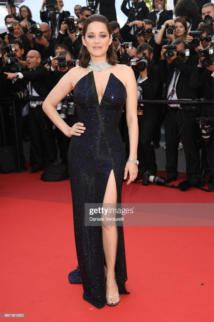 70th Anniversary Red Carpet Arrivals - The 70th Annual Cannes Film Festival : News Photo