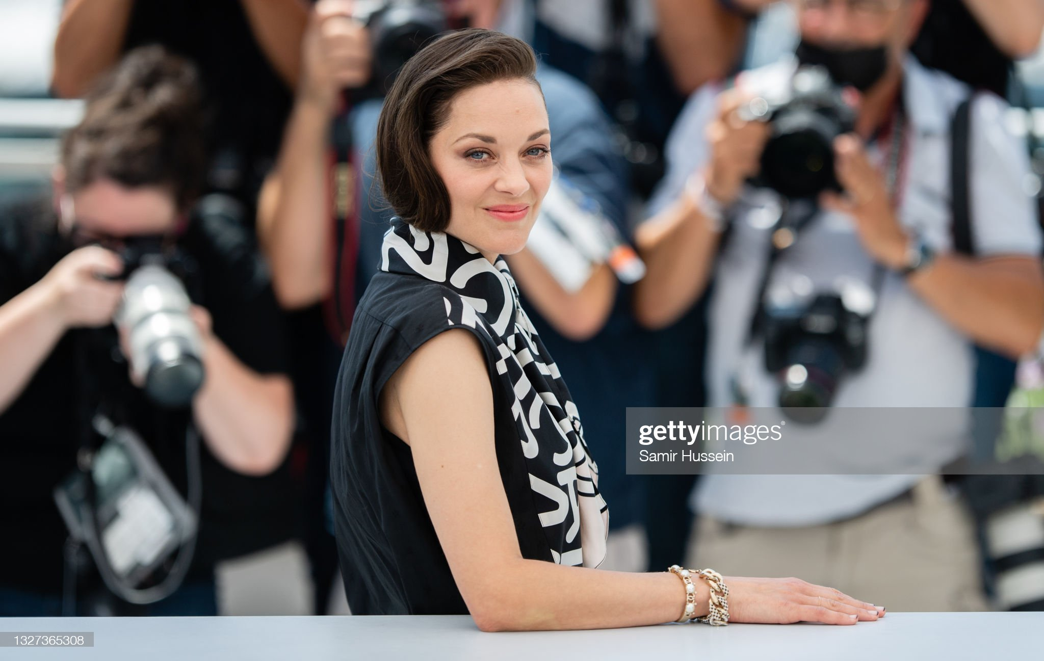 """""""Annette"""" Photocall - The 74th Annual Cannes Film Festival : Photo d'actualité"""