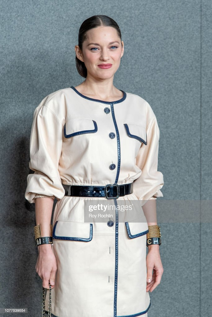 Chanel Metiers D'Art 2018/19 Show - Arrivals : News Photo