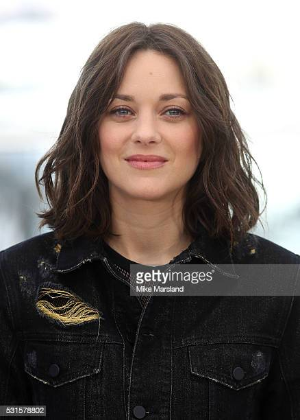 Marion Cotillard attends the 'From The Land Of The Moon ' photocall during the 69th annual Cannes Film Festival at the Palais des Festivals on May 15...