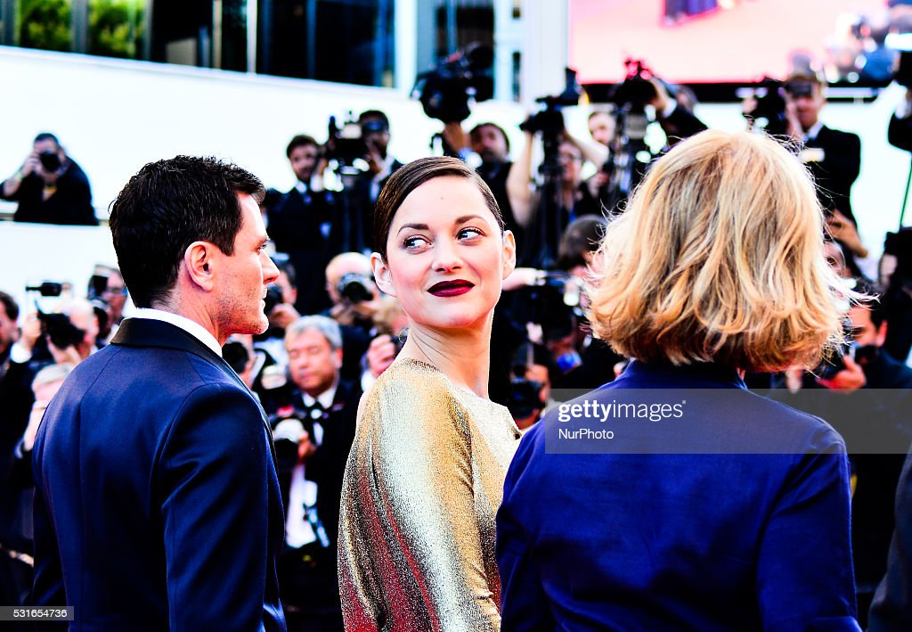 From The Land And The Moon (Mal De Pierres)' - The 69th Annual Cannes Film Festival : News Photo