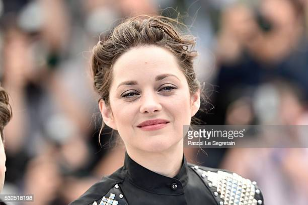 Marion Cotillard attends the 'It's Only The End Of The World ' Photocall during the 69th annual Cannes Film Festival at the Palais des Festivals on...