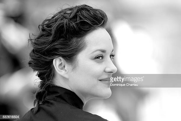 Marion Cotillard attends the It's Only The End Of The World Photocall during the 69th annual Cannes Film Festival at the Palais des Festivals on May...
