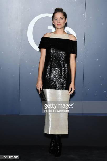 Marion Cotillard attends the Opening Season Paris Opera Ballet Gala as part of the Paris Fashion Week Womenswear Spring/Summer 2019 on September 27...
