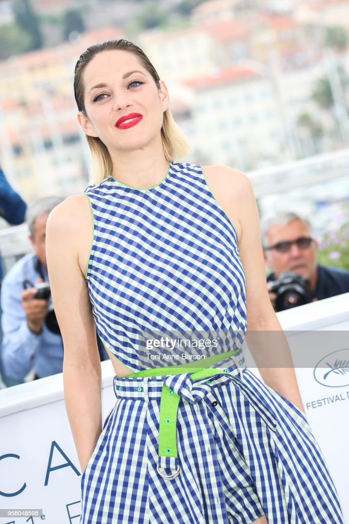 """""""Angel Face (Gueule D'Ange)"""" Photocall - The 71st Annual Cannes Film Festival : News Photo"""