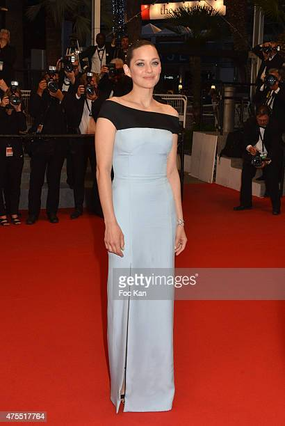 Marion Cotillard attends the Premiere of 'The Little Prince' during the 68th annual Cannes Film Festival on May 22 2015 in Cannes France