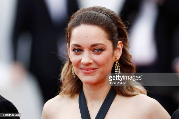 "Marion Cotillard attends the screening of ""La Belle Epoque"" during the 72nd annual Cannes Film Festival on May 20, 2019 in Cannes, France."