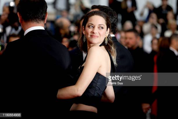 "Marion Cotillard attends the screening of ""Le Belle Epoque"" during the 72nd annual Cannes Film Festival on May 20, 2019 in Cannes, France."