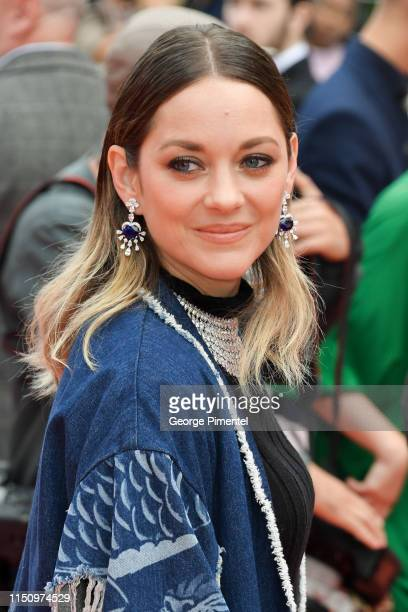"Marion Cotillard attends the screening of ""Matthias Et Maxime "" during the 72nd annual Cannes Film Festival on May 22, 2019 in Cannes, France."
