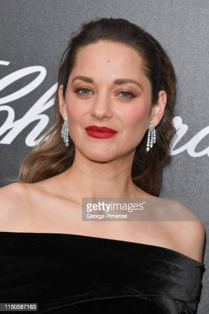Marion Cotillard attends the The Chopard Trophy event during the 72nd annual Cannes Film Festival on May 20 2019 in Cannes France