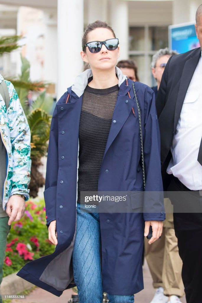 FRA: Celebrity Sightings At The 72nd Annual Cannes Film Festival - Day 8