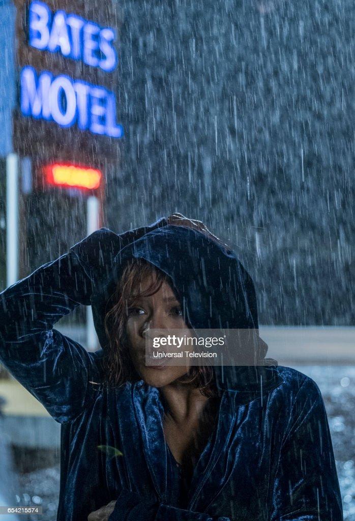 MOTEL -- 'Marion' Episode 506 -- Pictured: Rihanna as Marion Crane --
