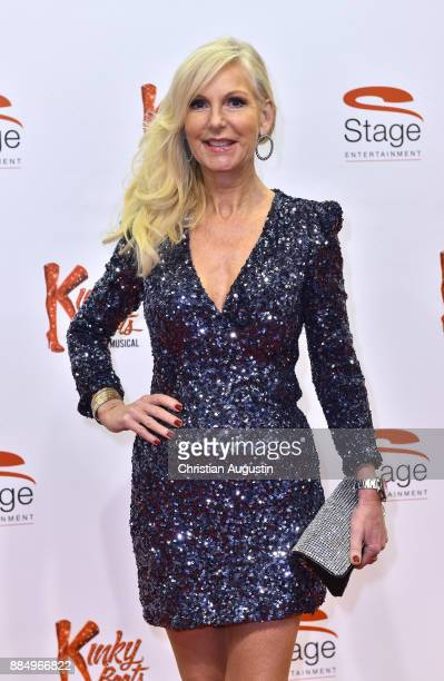 Marion Fedder attends Kinky Boots Premiere at Stage Operettenhaus on December 3 2017 in Hamburg Germany