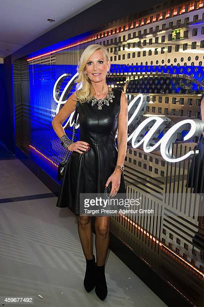 Marion Fedder attends the Cadillac Experience Grand Opening on November 27 2014 in Berlin Germany