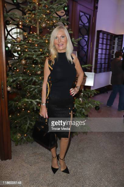 Marion Fedder attends the Christmas Ladies Lunch on December 2 2019 in Hamburg Germany