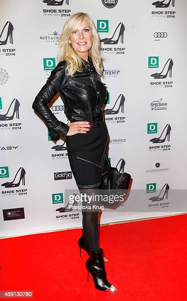 Marion Fedder attends the Deichmann Shoe Step of the Year 2014 on November 17 2014 in Hamburg Germany