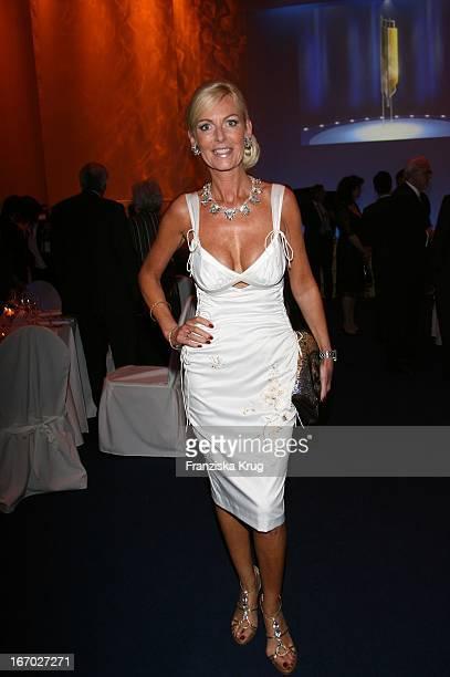 Marion Fedder Bei Der Verleihung Der Goldenen Feder In Den Hamburger Deichtorhallen Am 100507
