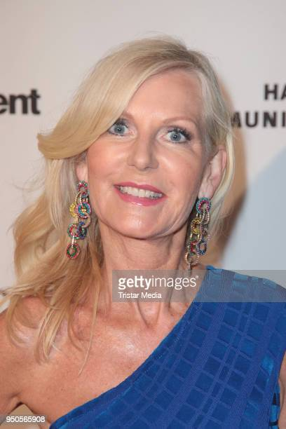 Marion Fedder during the Media Entertainment Night 2018 on April 23 2018 in Hamburg Germany