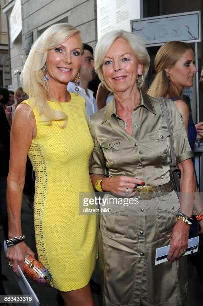 Marion Fedder mit Mutter Liane Rose