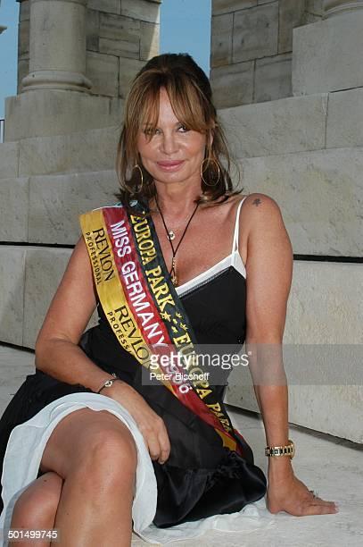 Marion HeinrichBenz Das große Miss GermanyTreffen Hotel Colosseo EuropaPark Rust BadenWürttemberg Deutschland Europa Schärpe Schönheitskönigin Promi...