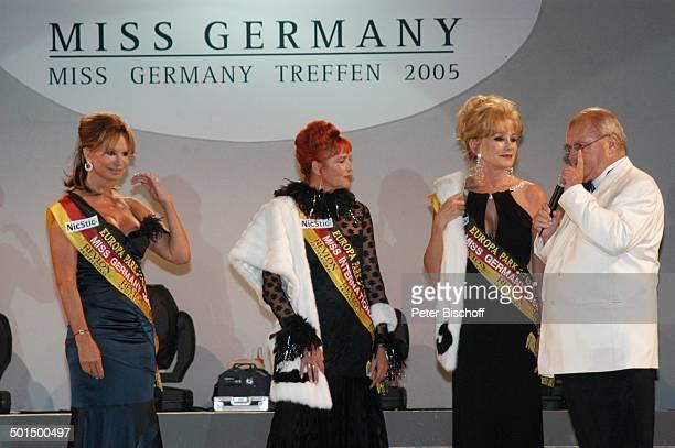 Marion HeinrichBenz Ingrid FingerOsswald Lilian AttererBöhringer Horst Klemmer Das große Miss GermanyTreffen Hotel Colosseo EuropaPark Rust...