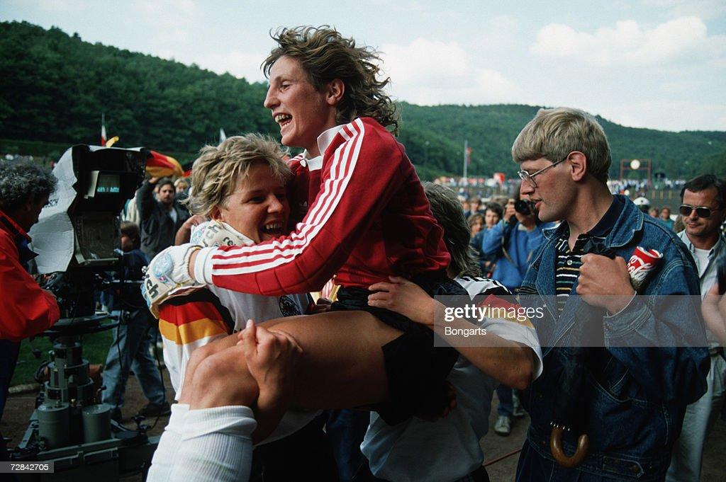 UEFA Women's Euro 1989 Final : Photo d'actualité