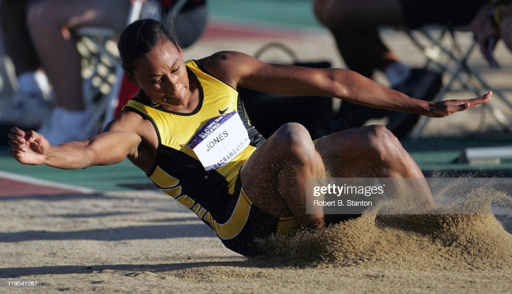 U.S. Olympic Track & Field Trials - July 15, 2004