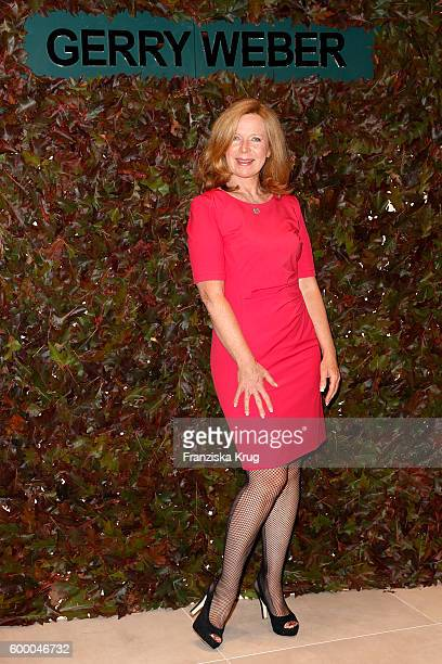Marion Kracht attends the Gerry Weber Store Opening on September 7 2016 in Hamburg Germany